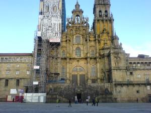 Von Padron ans Ziel: Santiago de Compostela