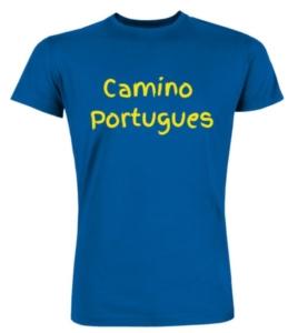 Camino Portugues T Shirt